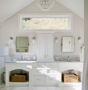 bathroom window idea