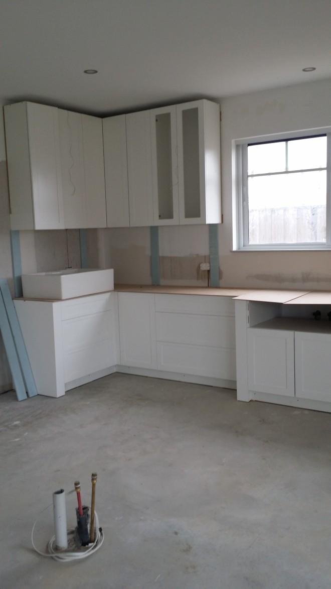 kitchen cabinets shaker profile