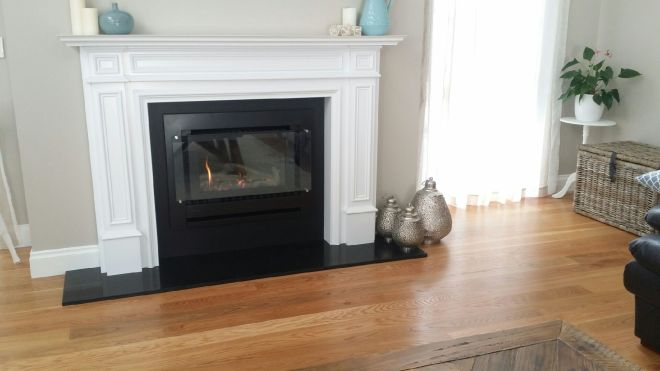 Fireplace - gas Rinnai sapphire